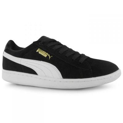 プーマ Puma レディース スニーカー シューズ・靴 Vikky Trainers Black/White