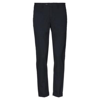 B SETTECENTO パンツ ブラック 34 バージンウール 60% / ポリエステル 39% / ポリウレタン 1% パンツ