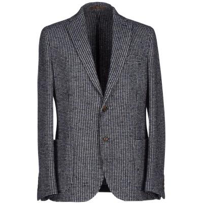 イレブンティ ELEVENTY テーラードジャケット ダークブルー 54 ウール 81% / ナイロン 18% / ポリウレタン 1% テーラードジ