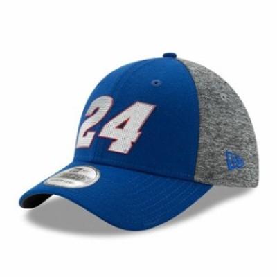 New Era ニュー エラ スポーツ用品  New Era Chase Elliott Royal/Gray Shadow Chrome 39THIRTY Flex Hat