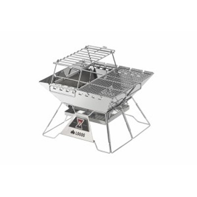 LOGOS(ロゴス) 81064166 The ピラミッドTAKIBIコンプリート L 焚火 BBQ 鍋料理