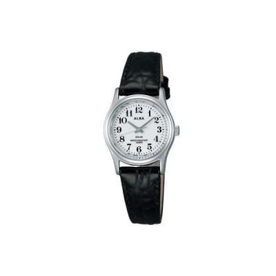 在庫僅少 AEGD528 腕時計 セイコーアルバソーラー レディース