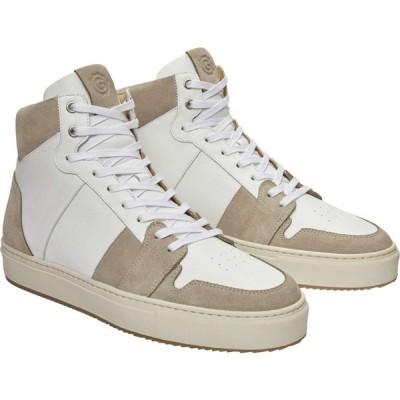 グレイツ GREATS メンズ スニーカー シューズ・靴 Court High Blanco