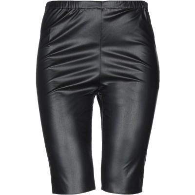 8PM バミューダパンツ ブラック XXS ポリエステル 50% / ポリウレタン 50% バミューダパンツ