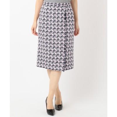 自由区 【Class Lounge】MALHIA KENT スカート (ピンク系3)