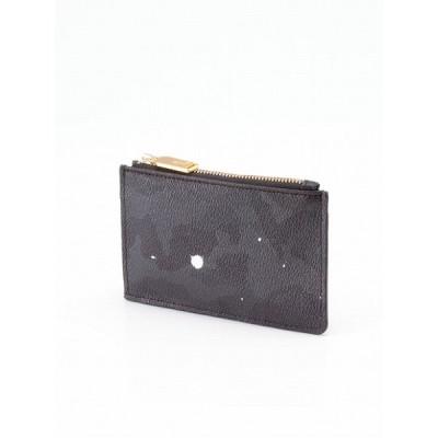 財布 カードケース Gentil Bandit ジャンティバンティ マルチカードケース ブラックカモ ミニウォレット GentilBandit