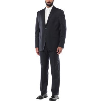 サルトル SARTORE スーツ ダークブルー 60 スーパー110 ウール スーツ