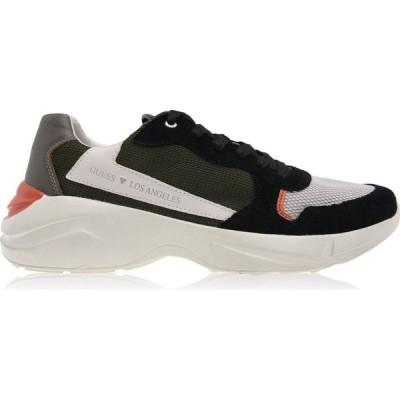 ゲス Guess メンズ シューズ・靴 Viterbo Trainers Green/Black