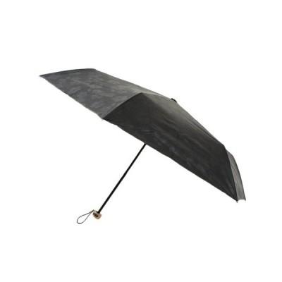 中谷(nakatani) 折りたたみ日傘55cm エンボス フラワー 929001 (レディース)