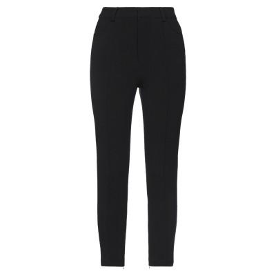 ISABELLE BLANCHE Paris パンツ ブラック XS ポリエステル 62% / レーヨン 34% / ポリウレタン 4% パンツ