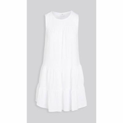 ベルベット グラハムandスペンサー Velvet レディース ワンピース ワンピース・ドレス Charlotte Dress White