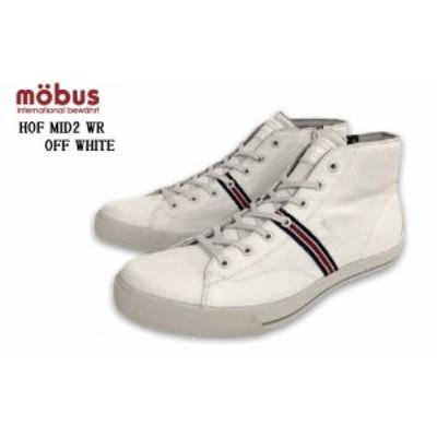 MOBUS(モーブス)HOF MID2 WR (ホーフミッド2WR)M-2021WR カジュアルハイカットブーツスニーカー 雨の日も安心の生活防水 メンズ