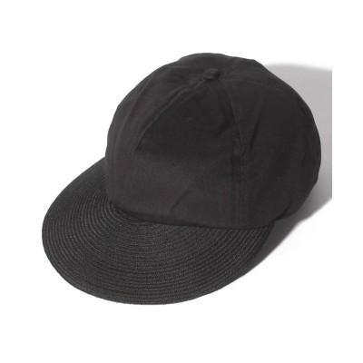 (Ciaopanic/チャオパニック)【CIAOPANIC TYPY】SHADE CAP21 (ANTIBACTERIAL)/メンズ ブラック
