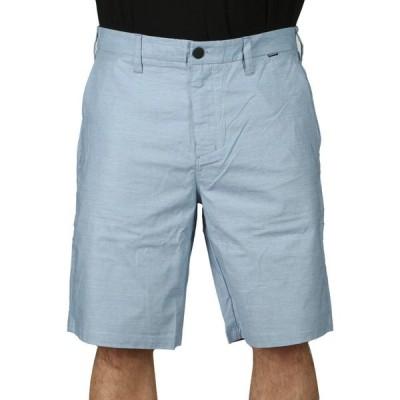 ハーレー Hurley メンズ ショートパンツ ボトムス・パンツ dri-fit breathe 21in shorts Diffused Blue
