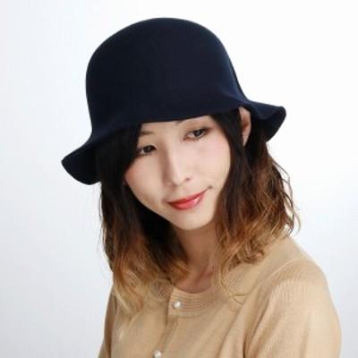 Mazurek 帽子 日本製 クロッシェ ハット レディース マズルカ クロシェ 無地 シンプル ハット 婦