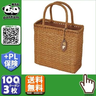 送料無料|ヤマコー 山葡萄バッグ 削皮 ござめ編み-5 79119|b03