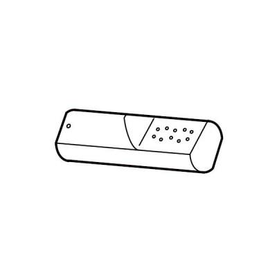 【CWA-109】リクシル シャワートイレ用付属部品 ビデ用ノズル先端 【LIXIL】