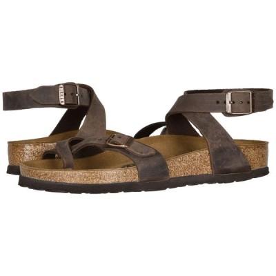 ビルケンシュトック Birkenstock レディース サンダル・ミュール シューズ・靴 Yara Habana Oiled Leather