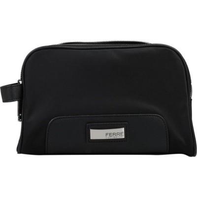 フェレ コレッツィオーニ FERRE' COLLEZIONI メンズ ハンドバッグ バッグ Handbag Black