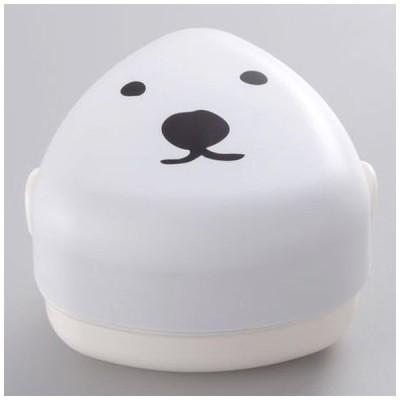 LIMON シロクマ おにぎりBOX Mサイズ LM-SK-010 ホワイト [振込不可]