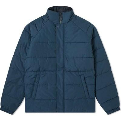 バブアー Barbour メンズ ジャケット アウター Enkle Quilt Jacket Navy