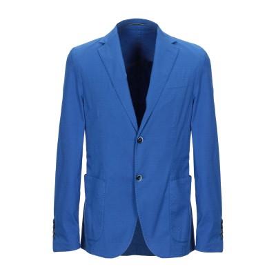 ローダ RODA テーラードジャケット ブライトブルー 50 コットン 96% / ポリウレタン 4% テーラードジャケット