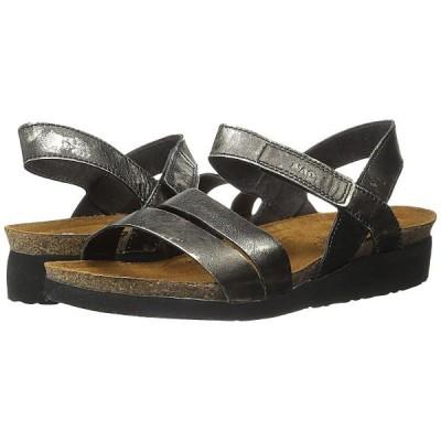 ナオトフットウェア サンダル レディース Kayla Metal Leather