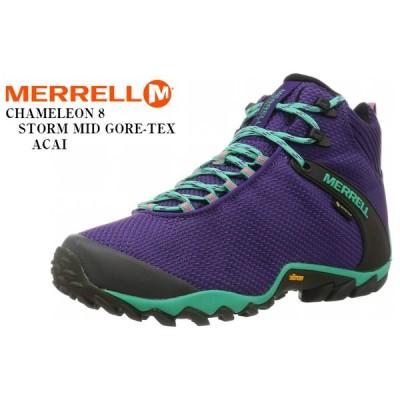 CHAMELEON 8 STORM MID GORE-TEX (メレル)MERRELL カメレオン8ストームミッドゴアテックス メンズ アウトドアトレッキングカジュアル