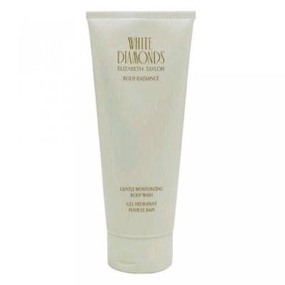 コスメ 香水 女性用 Eau de Parfum  White Diamonds by Elizabeth Taylor for Women, Body Wash, 6.8 Ounce 送料無料