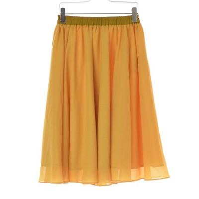 Anatelier / アナトリエ ブライトスパンボイルロング スカート