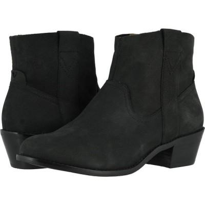バイオニック VIONIC レディース ブーツ シューズ・靴 Roselyn Black Nubuck