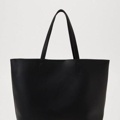 アンナフィールド レディース アクセサリー Tote bag - black