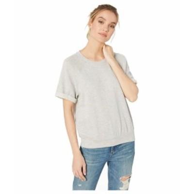 Splendid スプレンディッド 服 一般 Palisades Short Sleeve Sweatshirt