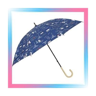 05 ムーミン/ファミリータイム/長傘 長傘 晴雨兼用日傘 手開き 5