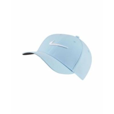 ナイキ メンズ 帽子 アクセサリー Dry Legacy 91 Sport Cap SkyBlue
