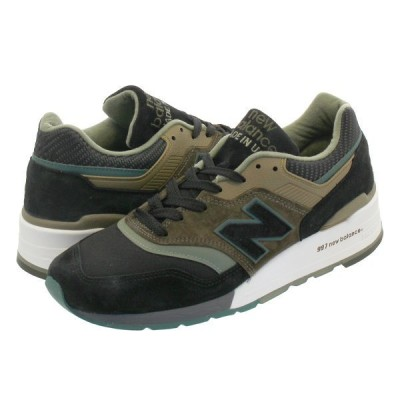NEW BALANCE M997PAA 【MADE IN U.S.A.】 【Dワイズ】 ニューバランス  M 997 PAA BLACK/GREEN