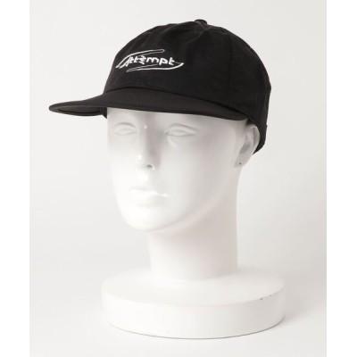 atmos / PUMA X ATTEMPT CAP (BLACK) MEN 帽子 > キャップ
