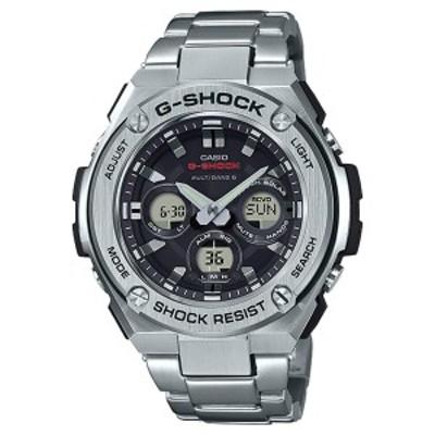 【正規品】カシオ CASIO Gショック ミドルサイズ 電波ソーラー GST-W310D-1AJF ブラック文字盤 新品 腕時計 メンズ
