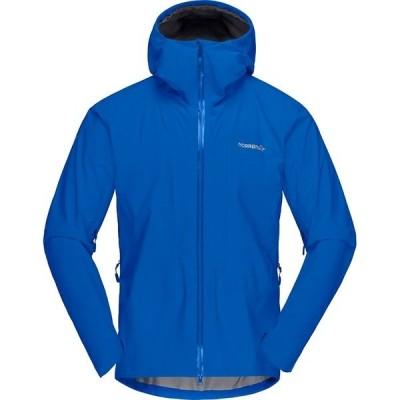ノローナ ジャケット&ブルゾン メンズ アウター Trollveggen GORE-TEX Pro Light Jacket - Men's Olympian Blue