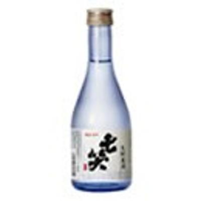 清酒 七笑 生貯蔵酒 300ml 日本酒