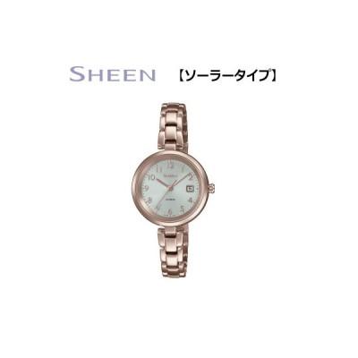 【正規販売店】カシオ 腕時計 CASIO SHEEN レディース SHS-D200CG-4AJF 2019年2月発売モデル