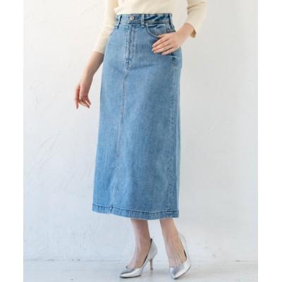 【YANUK】ロングAラインスカート