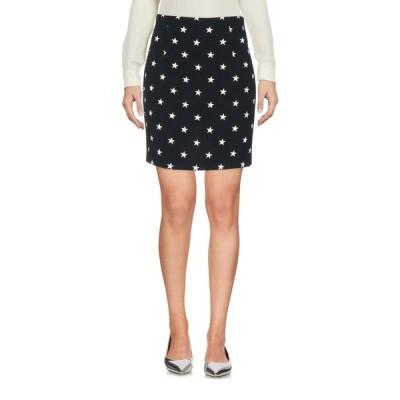 GUESS ミニスカート  レディースファッション  ボトムス  スカート  ロング、マキシ丈スカート ブラック