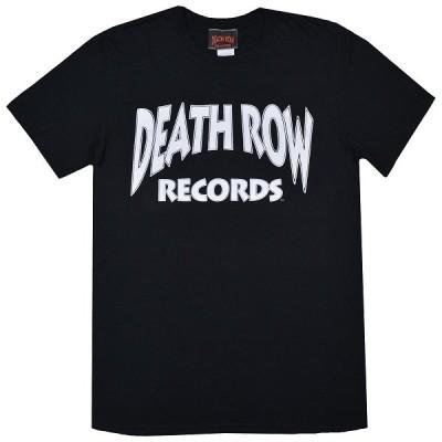 DEATH ROW RECORDS Death Row Logo Tシャツ
