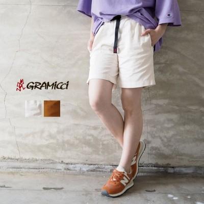 GRAMICCI グラミチ パンツ レディース WS G-SHORS ハーフパンツ 1100-56J ショーツ グラミチショーツ 短パン 半ズボン