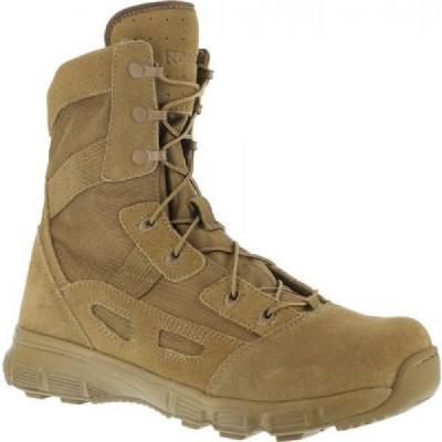 リーボック Reebok Work レディース ブーツ シューズ・靴 Hyper Velocity RB821 8' Ultralight Tactical Boot Coyote