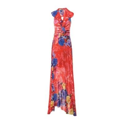 CRISTINAEFFE チューブドレス  レディースファッション  ドレス、ブライダル  パーティドレス コーラル