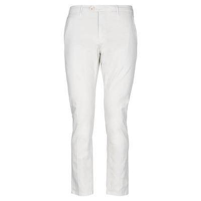 オークス OAKS パンツ ライトグレー 29 コットン 97% / ポリウレタン 3% パンツ
