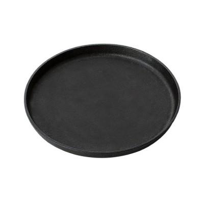 鉄板 鉄製 20cmラウンドプレート/洋食器/業務用/新品