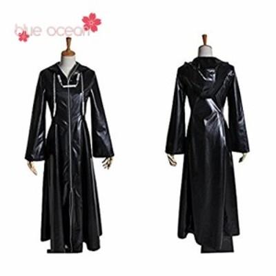 キングダムハーツII XIII機関 コート 風 コスプレ衣装  cosplay ハロウィン  仮装